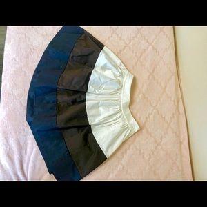 Kate Spade Tricolor skirt